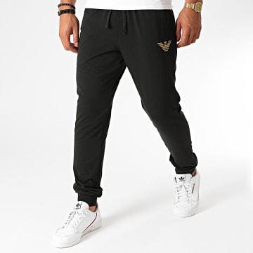 Emporio Armani - Pantalon Jogging 111652-0A526 Noir Doré