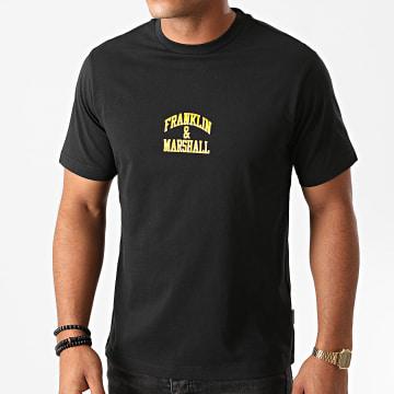Franklin And Marshall - Tee Shirt JM3009-1000P01 Noir
