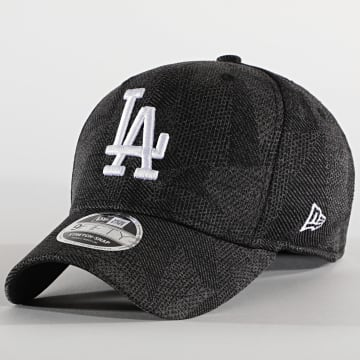 New Era - Casquette 9Fifty Engineered Fit 12490280 Los Angeles Dodgers Gris Chiné