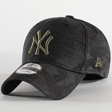 New Era - Casquette 9Forty Engineered Fit 12490283 New York Yankees Gris Chiné