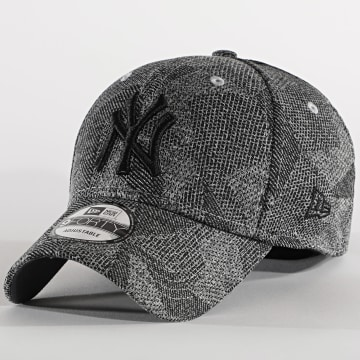 New Era - Casquette 9Forty Engineered Fit 12490282 New York Yankees Gris Chiné