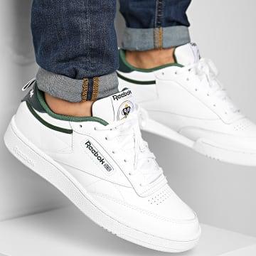Reebok - Baskets Club C 85 FX4970 Green Ivy Green White