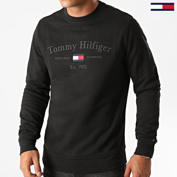 Tommy Hilfiger - Sweat Crewneck Arch Artwork 5263 Bleu Marine