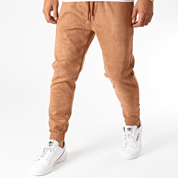 Uniplay - Pantalon Jogging SH-11 Camel