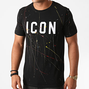 Uniplay - Tee Shirt THL-11 Noir