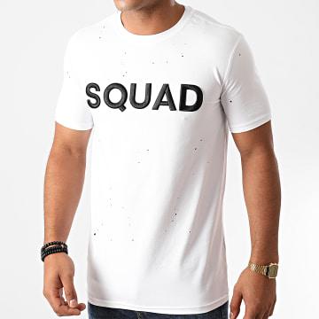 Uniplay - Tee Shirt THL-12 Blanc