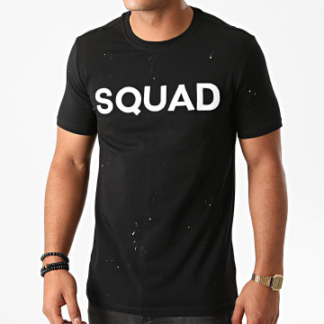 Uniplay - Tee Shirt THL-12 Noir