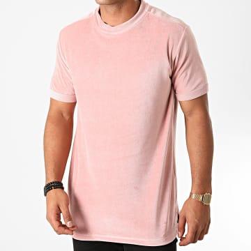 Uniplay - Tee Shirt Oversize UY516 Rose