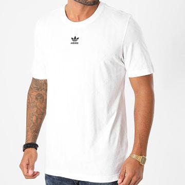 Adidas Originals - Tee Shirt Mono GC5839 Blanc