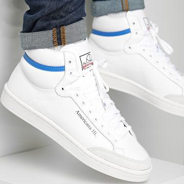 Adidas Originals - Baskets Americana Hi EG5522 Footwear White Blue Core Black