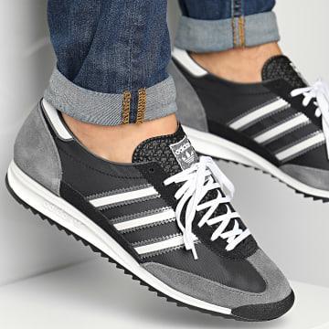 Adidas Originals - Baskets SL 72 FV9784 Core Black Grey One