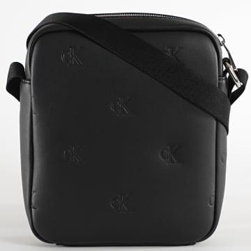 Calvin Klein - Sacoche Micro Flat Pack 6162 Noir