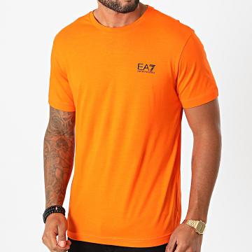 EA7 - Tee Shirt 8NPT51-PJM9Z Orange