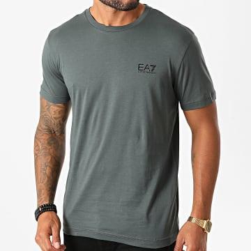 EA7 - Tee Shirt 8NPT51-PJM9Z Gris Anthracite