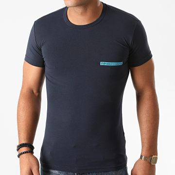 Emporio Armani - Tee Shirt 111035-0A729 Bleu Marine