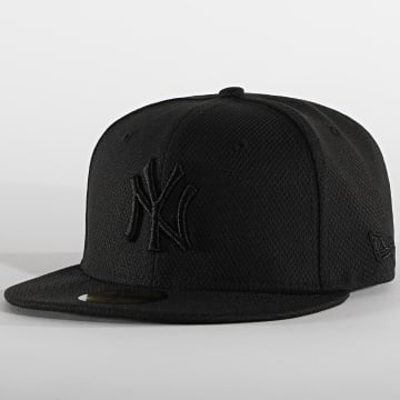 New Era - Casquette Fitted 59Fifty Diamond Era 12040294 New York Yankees Noir