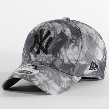 New Era - Casquette 9Fifty Stretch Snap Tie Dye 12489991 New York Yankees Gris