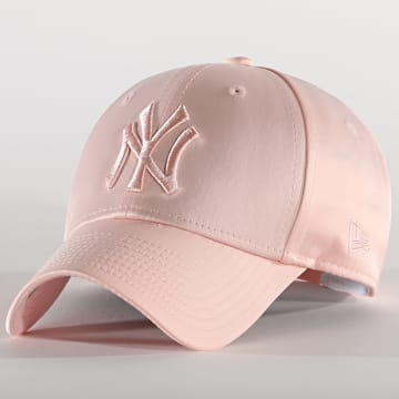 New Era - Casquette Femme 9Forty Satin 12489925 New York Yankees Rose