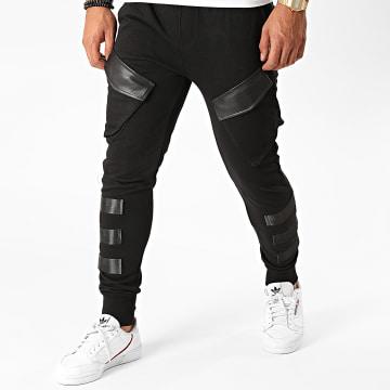 Project X - Pantalon Jogging 2040097 Noir