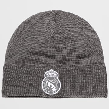 adidas - Bonnet Real Madrid FR9746 Gris