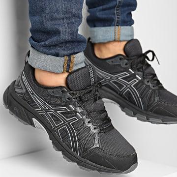 Asics - Baskets Gel Venture 7 1011A560 Black Sheet Rock
