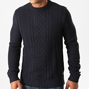 Jack And Jones - Pull Kim Bleu Marine