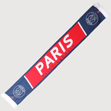 PSG - Echarpe Paris Saint-Germain P13727 Rouge