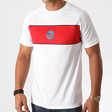 PSG - Tee Shirt P13635 Blanc
