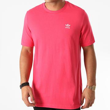 Adidas Originals - Tee Shirt Essential GD2537 Rose Fushia