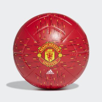 adidas - Ballon De Foot Manchester United GH0061 Rouge
