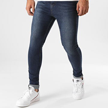 LBO - Jean Super Skinny Fit 1423 Denim Bleu Foncé