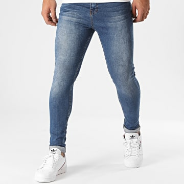 LBO - Jean Super Skinny Fit 1426 Bleu Denim