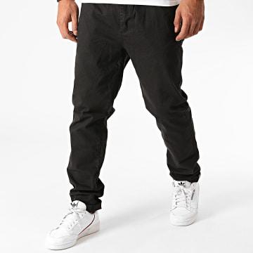 MZ72 - Pantalon Chino Enzio Noir