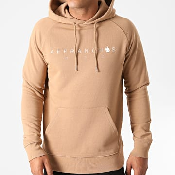 Fianso - Sweat Capuche Affranchis Music Camel