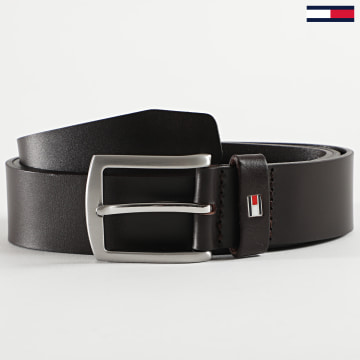 Tommy Hilfiger - Ceinture New Denton 1208 Marron