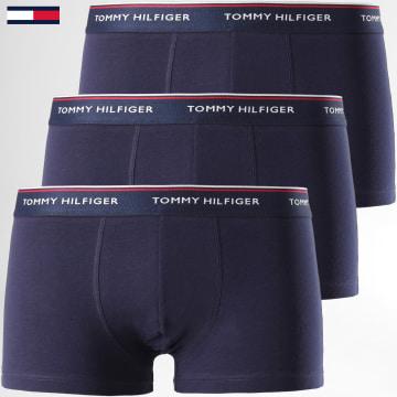 Tommy Hilfiger - Lot De 3 Boxers Premium Essentials 3841 Bleu Marine