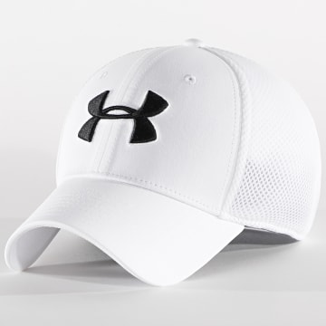 Under Armour - Casquette Fitted 1305017 Blanc