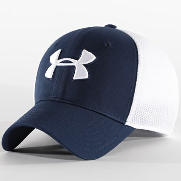 Under Armour - Casquette Fitted 1305017 Bleu Marine