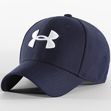 Under Armour - Casquette Fitted 1305036 Bleu Marine