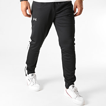Under Armour - Pantalon Jogging 1313201 Noir Blanc