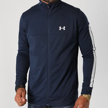 Under Armour - Veste Zippée 1313204 Bleu Marine