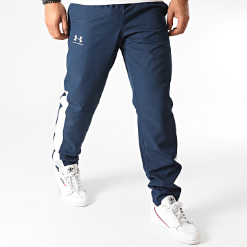 Under Armour - Pantalon Jogging 1352031 Bleu Marine
