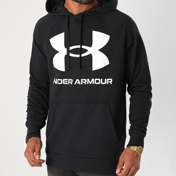 Under Armour - Sweat Capuche 1357093 Noir