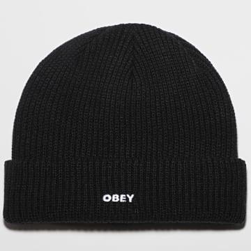 Obey - Bonnet Future Noir
