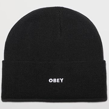 Obey - Bonnet Fluid Noir