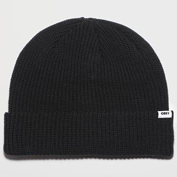Obey - Bonnet Bold Organic Noir