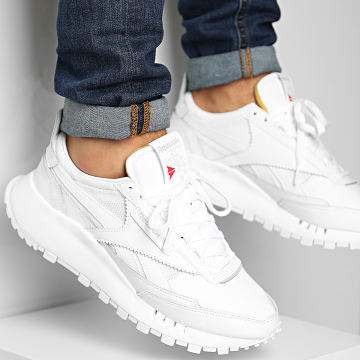 Reebok - Baskets Classic Leather Legacy FY7437 White White
