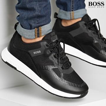 BOSS - Baskets Titanium Runner 50440774 Black