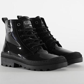 Palladium - Boots Femme Pampa Avenue Hi Zip 96985 Black