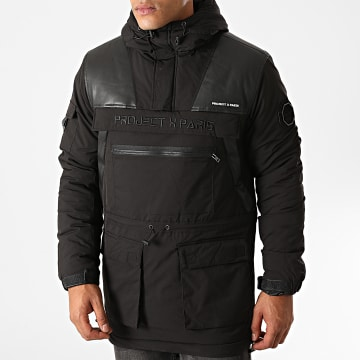 Project X - Veste Outdoor 2050012 Noir